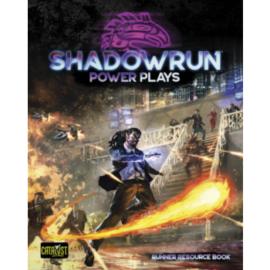 Shadowrun Power Plays - EN