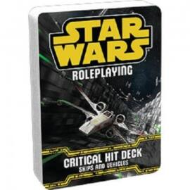 FFG - Star Wars RPG: Critical Hit Deck - EN