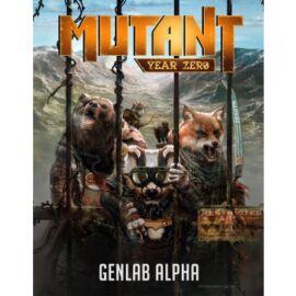 Mutant Year Zero - Genlab Alpha Core Book - EN