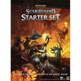 Warhammer Age of Sigmar Soulbound Starter Set - EN