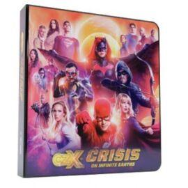 CZX® Crisis on Infinite Earths Binder