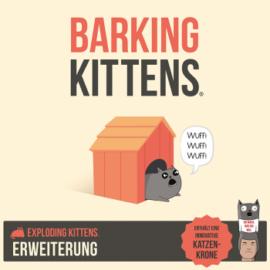 Exploding Kittens - Barking Kittens - DE
