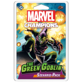 Marvel Champions: Das Kartenspiel - The Green Goblin - DE