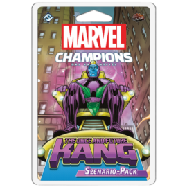 Marvel Champions: Das Kartenspiel - The Once and Future Kang - DE