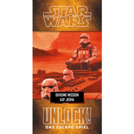 Unlock! Star Wars - Geheime Mission auf Jedha - DE
