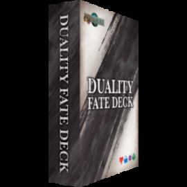 Malifaux 3rd Edition - Duality Fate Deck - EN