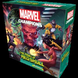 Marvel Champions: Das Kartenspiel - The Rise of Red Skull - DE