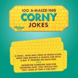 100 Corny Jokes -EN