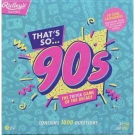 That's So 90s Quiz -EN
