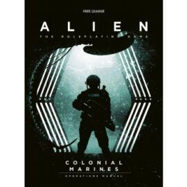 Alien RPG Colonial Marines Operations Manual - EN