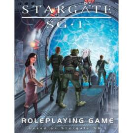 Stargate SG-1 Roleplaying Game Core Rulebook - EN
