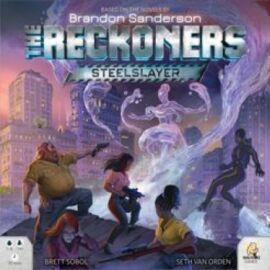 The Reckoners: Steelslayer - EN