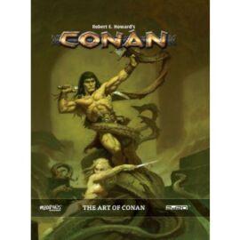 Conan: The Art of Conan - EN