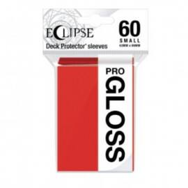 UP - Small Sleeves - Gloss Eclipse - Apple Red (60 Sleeves)