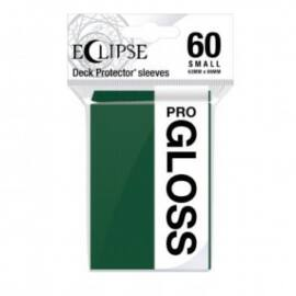 UP - Small Sleeves - Gloss Eclipse - Forest Green (60 Sleeves)