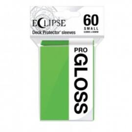 UP - Small Sleeves - Gloss Eclipse - Lime Green (60 Sleeves)