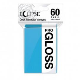 UP - Small Sleeves - Gloss Eclipse - Sky Blue (60 Sleeves)