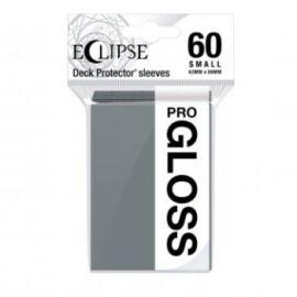 UP - Small Sleeves - Gloss Eclipse - Smoke Grey (60 Sleeves)