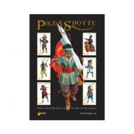 Pike & Shotte Rulebook - EN Softback