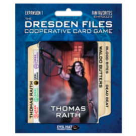 Dresden Files Cooperative Card Game: Fan Favorites - EN