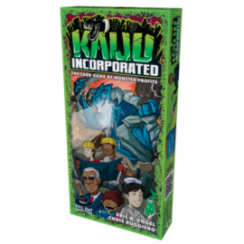 Kaiju Incorporated: The Card Game of Monster Profits - EN