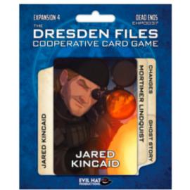 Dresden Files Cooperative Card Game: Dead Ends - EN