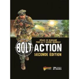 Bolt Action 2 Rulebook Hardcover - FR