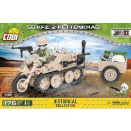 Cobi - Historical Collection Sd.Kfz.2 Kettenkrad