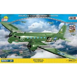 Cobi - Historical Collection Douglas C-47 Skytrain (Dakota) D-Day Edition