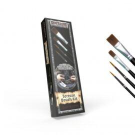 The Army Painter - GameMaster Terrain Brush Kit