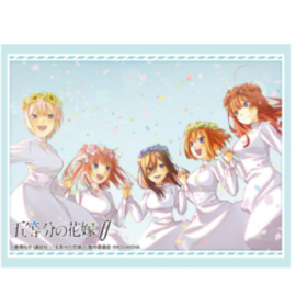 Bushiroad Sleeve Collection HG The Quintessential Quintuplets Vol.2964 (75 Sleeves)