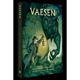 Vaesen - Vaesen  Schauriges Rollenspiel im Mythischen Norden - DE