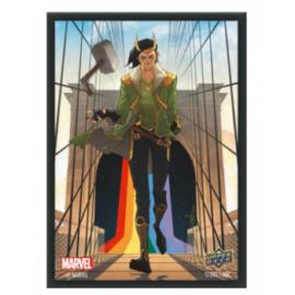 Marvel Card Sleeves - Loki (65 Sleeves)