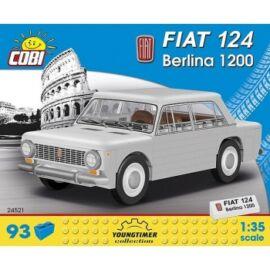 Cobi - Youngtimer Fiat 124 BERLINA 1200 vehicle model