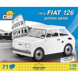 Cobi - Youngtimer 1972 Fiat 126 Pima Serie vehicle model