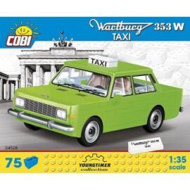 Cobi - Youngtimer Wartburg 353W TAXI vehicle model