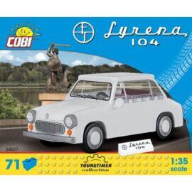 Cobi - Youngtimer Syrena 104 vehicle model
