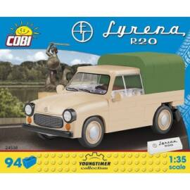 Cobi - Youngtimer Syrena R20 vehicle model