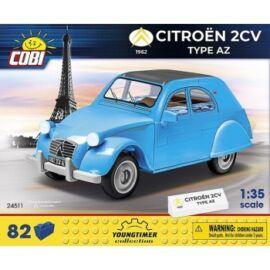 Cobi - Youngtimer Citroen 2CW Type AZ 1962 80KL vehicle model