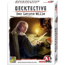 Decktective - Der Letzte Wille - DE