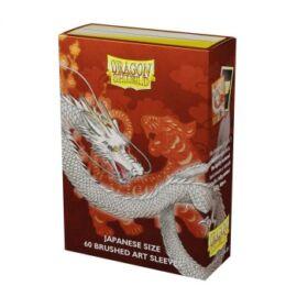 Dragon Shield Japanese Brushed Art Sleeves - Water Tiger 2022 (60 Sleeves)