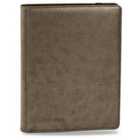UP - Premium Pro-Binder - 9-Pocket Portfolio - White