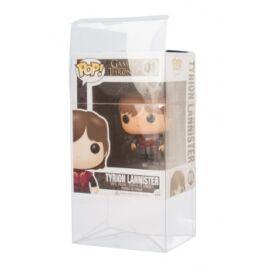 UP - Semi-Rigid Figurines Display Box - Bulk Pack (20 Boxes)