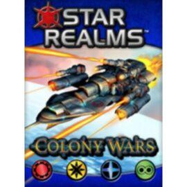 Star Realms Deckbuilding Game - Colony Wars Display (6 Packs) - EN