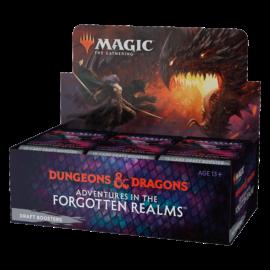 MTG - Adventures in the Forgotten Realms Draft Booster Display (36 Packs) - EN