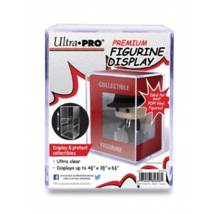 UP - Premium Figurine UV Display
