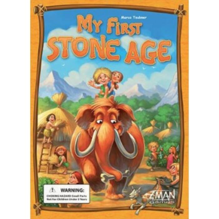 My First Stone Age - EN