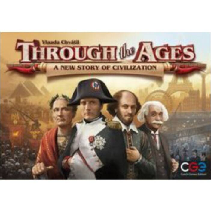 Through the Ages: A New Story of Civilization - EN