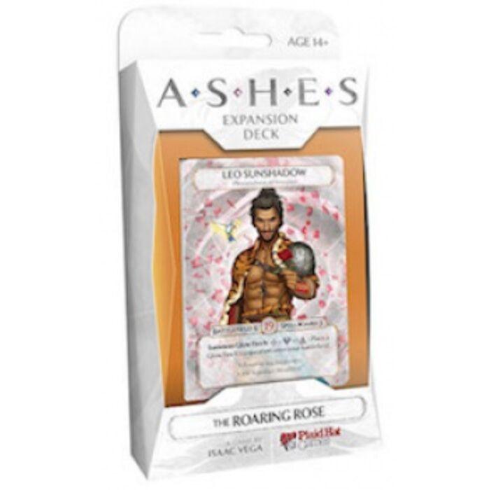 Ashes: The Roaring Rose - EN