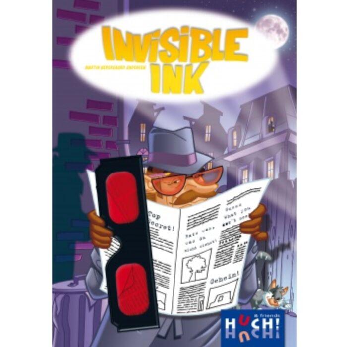 Invisible Ink - DE/EN